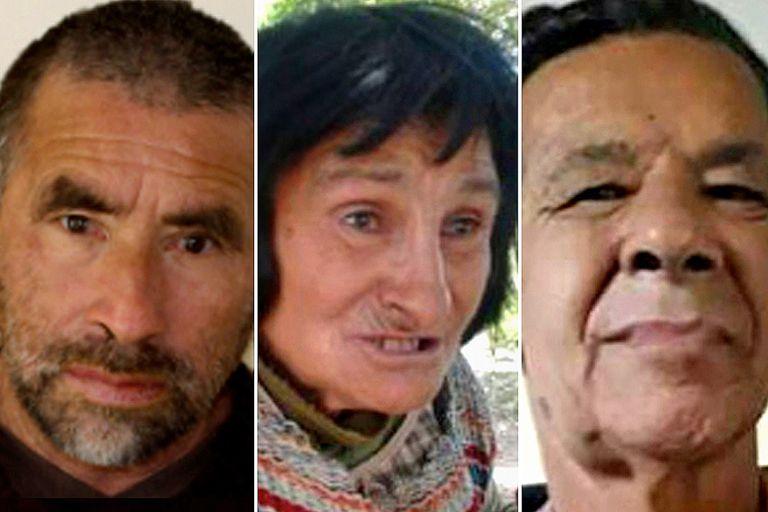 Buscan a familiares de tres personas que figuran como NN