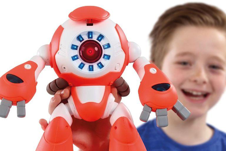 El robot i-Que