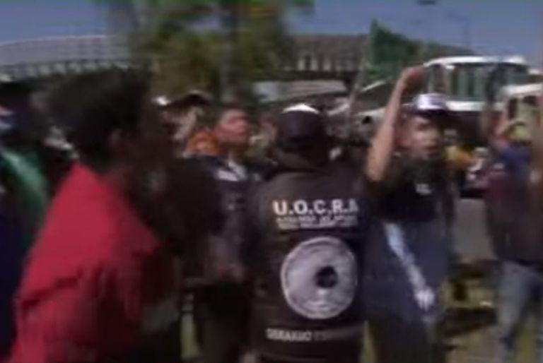 """La CGT rechaza los """"actos vandálicos"""" en el memorial por las víctimas del Covid"""
