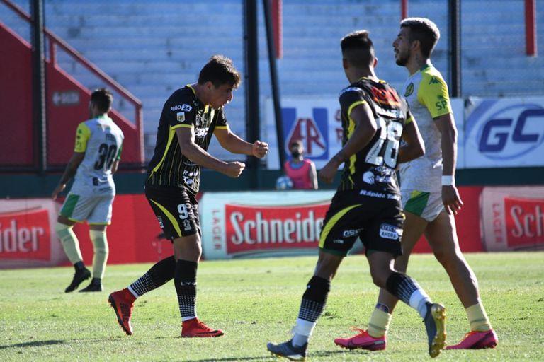 Copa Maradona. Defensa perdía, ganaba y empató: Central definirá con Vélez