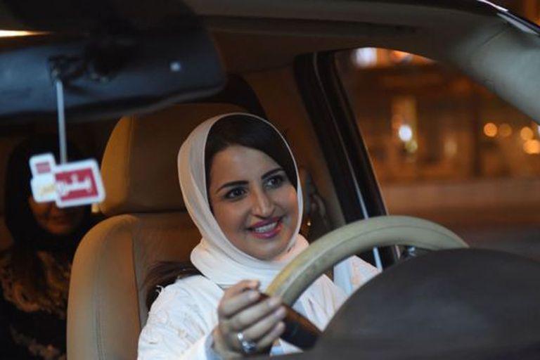 Que las mujeres puedan conducir es una de las grandes reformas que introdujo MBS