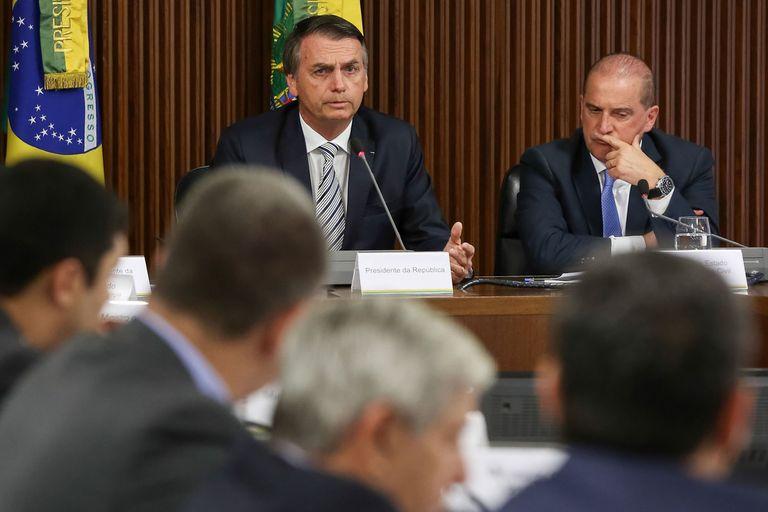 """Bolsonaro ordena iniciar en el Estado una """"limpieza ideológica"""""""