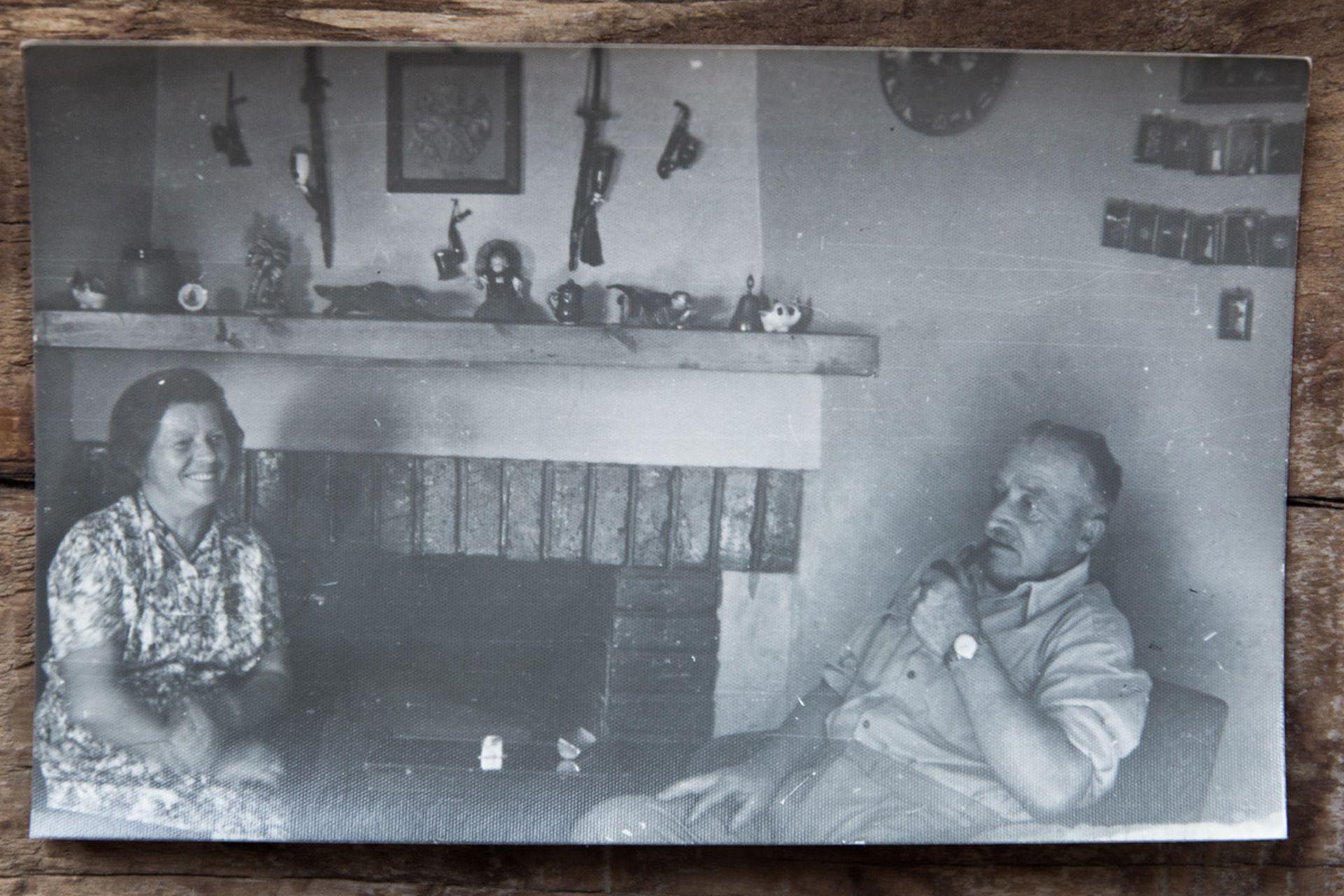 Carolina Kromer y Alberto Rahm.