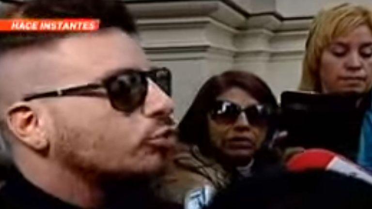 Federico Bal se presentó en la Justicia para ampliar su denuncia