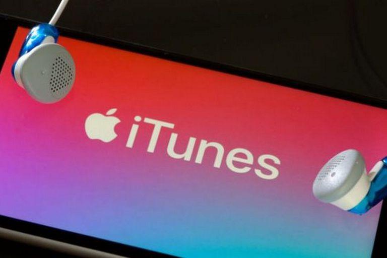 iTunes funcionó en los dispositivos de Apple desde 2003