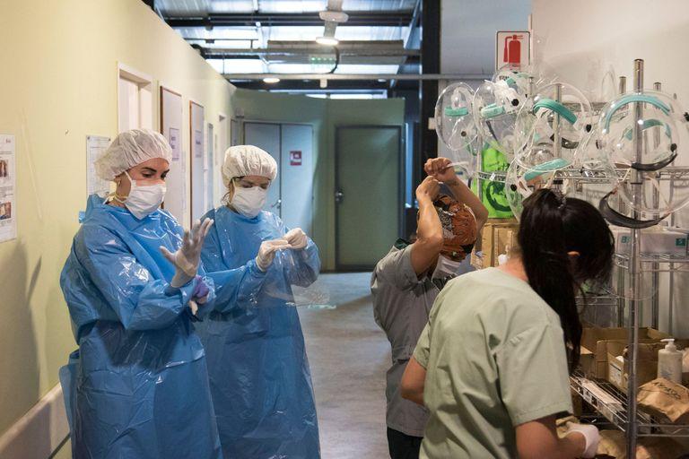 Coronavirus en Irán hoy: cuántos casos se registran al 10 de Octubre