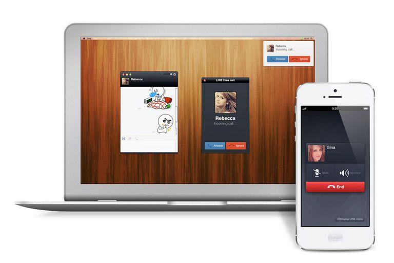 Disponible en múltiples plataformas, el servicio de mensajería Line ya cuenta con más de 300 millones de usuarios