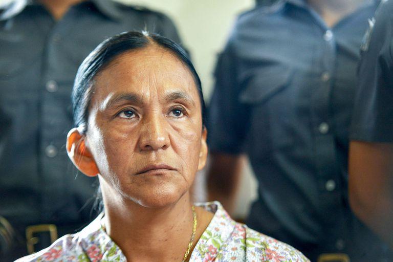 La dirigente jujeña Milagro Sala cumple prisión domiciliaria