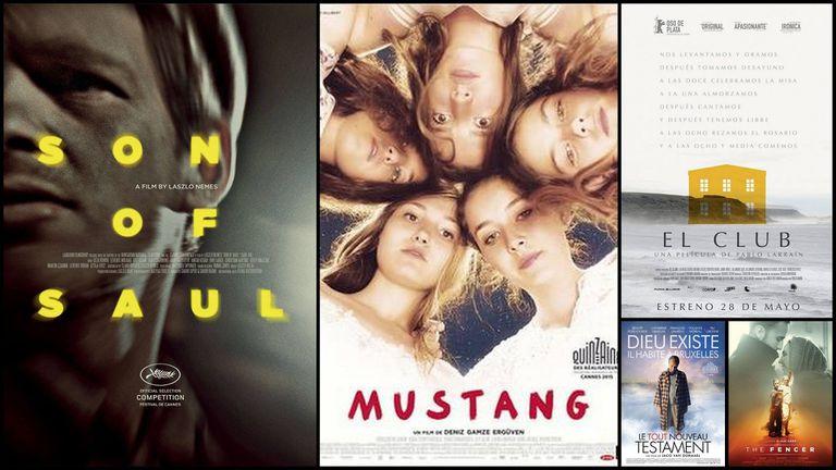 Las nominadas a mejores películas extranjeras