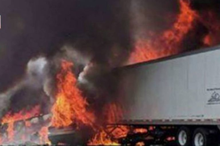Tragedia camino a Disney: murieron siete personas en un choque múltiple