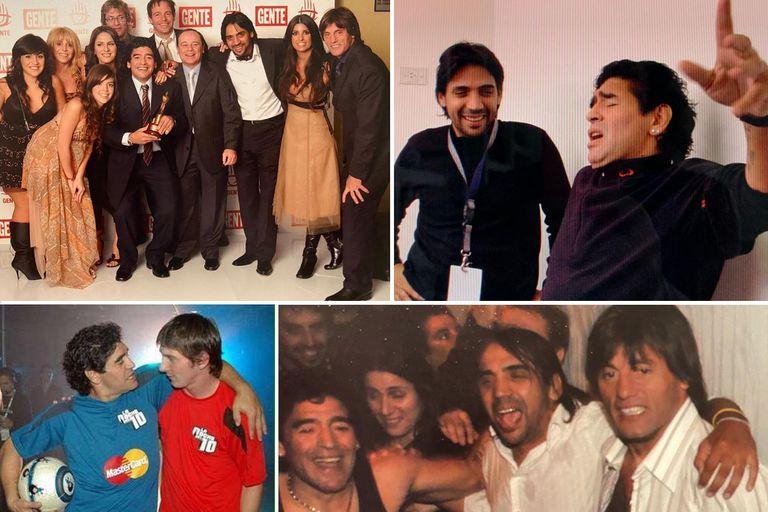 Recuerdos de Coco Fernández, histórico productor del canal e importante figura detrás de La Noche del 10