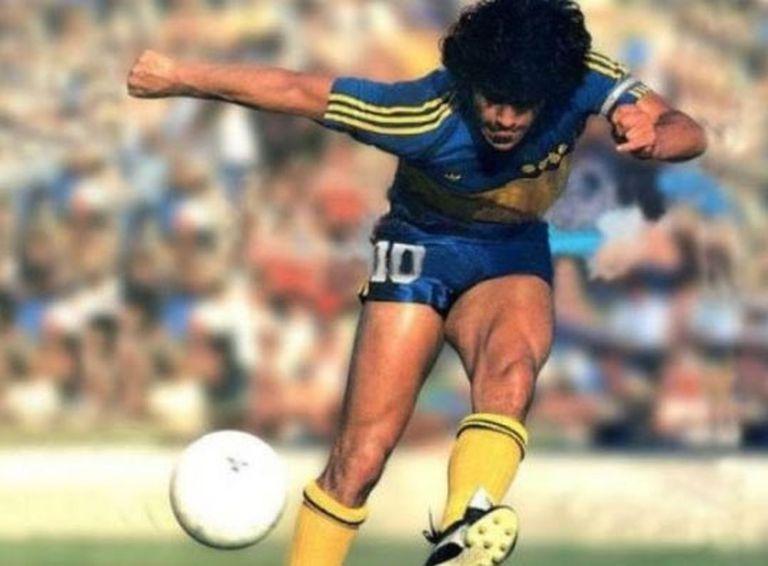 La Liga Profesional de Fútbol recordó a Diego Maradona a seis meses de su muerte