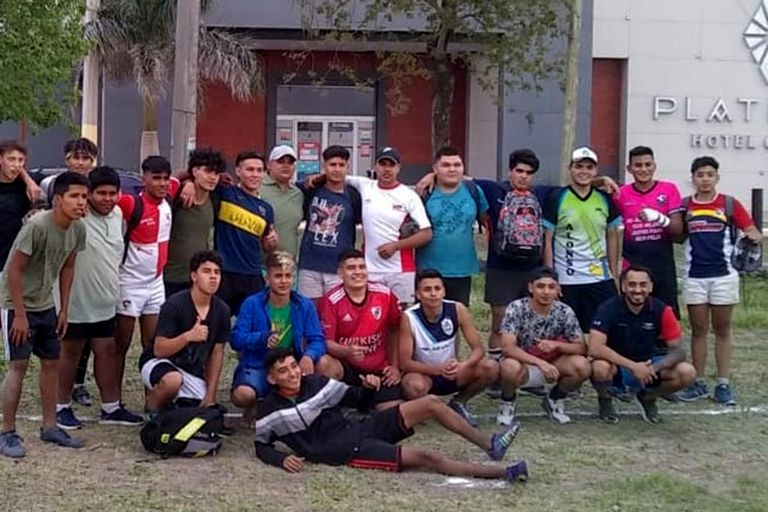 Pompeya Rugby Club saca pecho en el Impenetrable