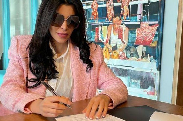 Charlotte Caniggia firmó contrato y se suma al exitoso ciclo de Telefe