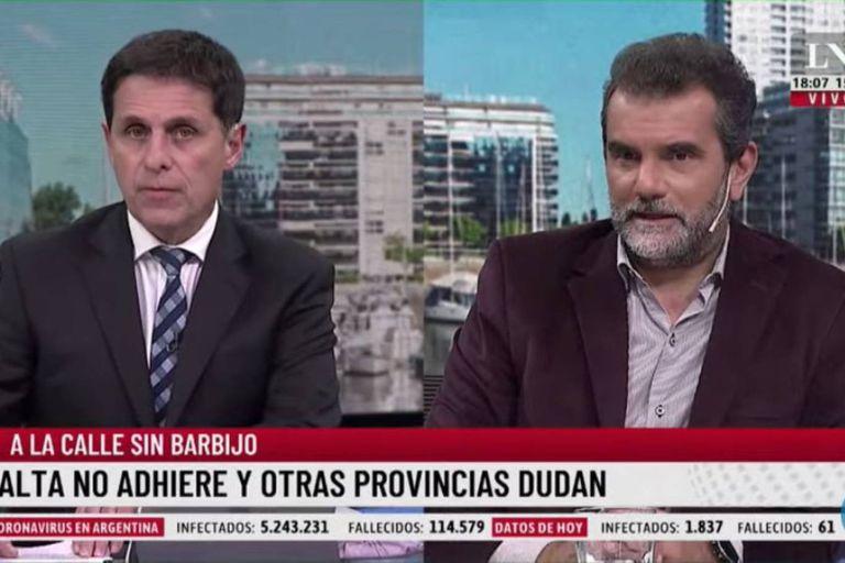 """La crítica de Paulino Rodrigues a los anuncios sanitarios: """"Hubo timing político"""""""