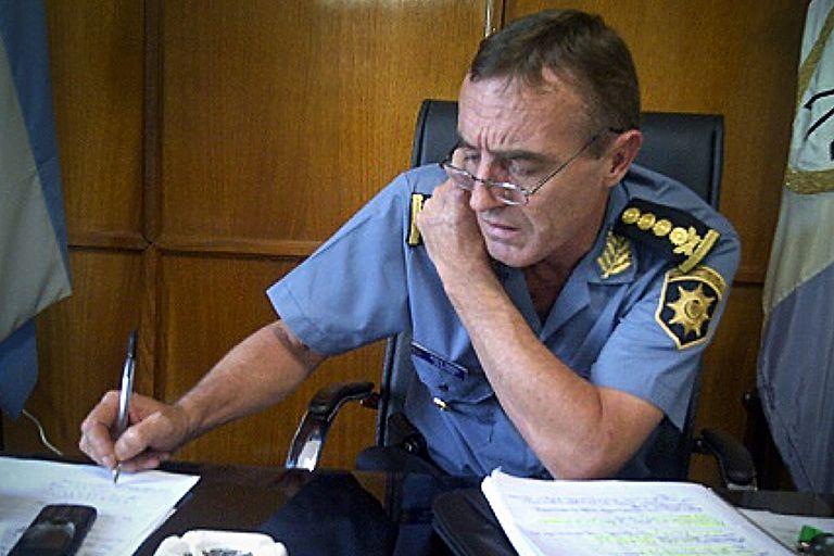 Hugo Tognoli, ex jefe de la Policía de Santa Fe, acusado de proteger bandas narcos