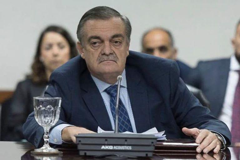 """Alberto Lugones, presidente de Magistratura: """"Fue una convocatoria con extras"""""""