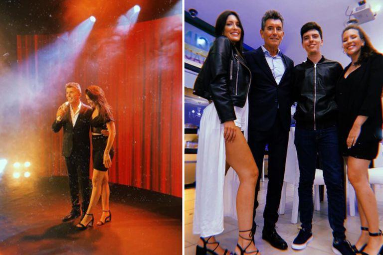 En familia: Miguel Ángel Cherutti se muestra orgulloso de sus hijos en las redes sociales