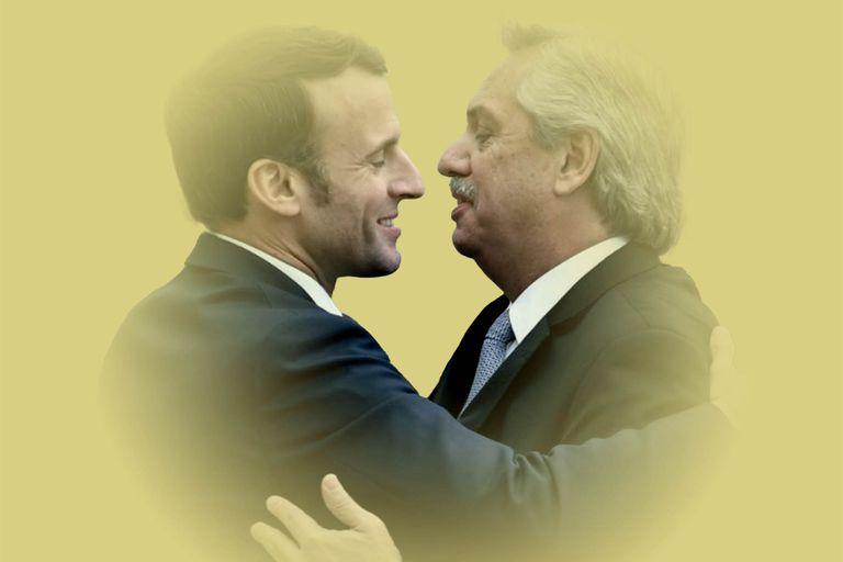 """""""Tango en París"""": la solicitada en Financial Times por la gira del Presidente"""