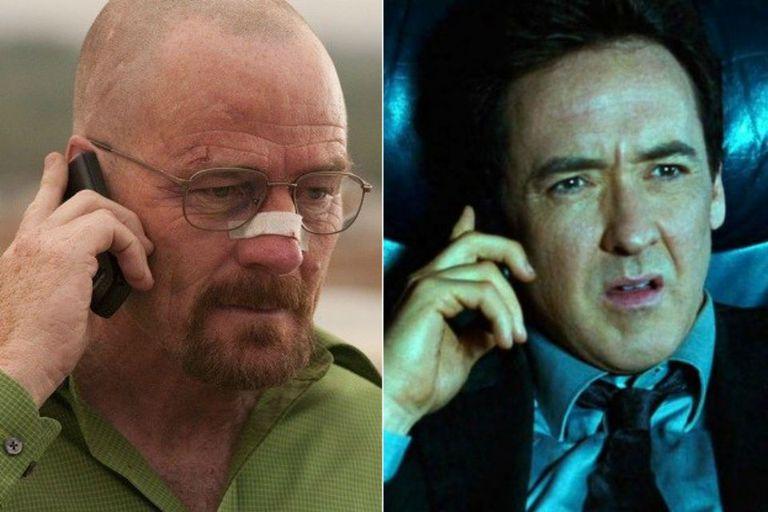 John Cusack como Walter White...no nos convence