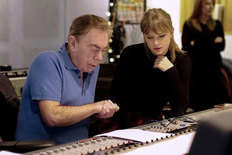 Cats: Taylor Swift y Andrew Lloyd Webber escribieron un tema para la película