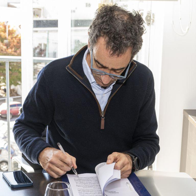 "Diego Moresco, Director Ejecutivo de Nordelta SA, aseguró que la llegada de ORT genera ""gran expectativa"""