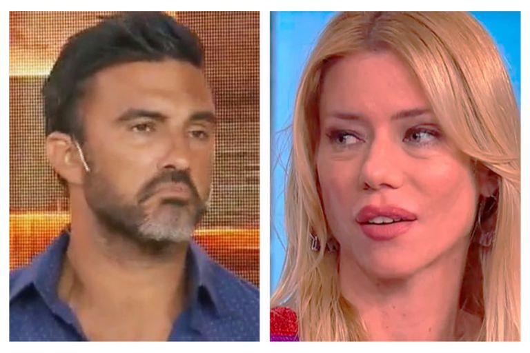 Nicole Neumann perdió un juicio contra Fabián Cubero y descargó su furia al aire