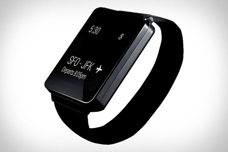 Un LG G Watch