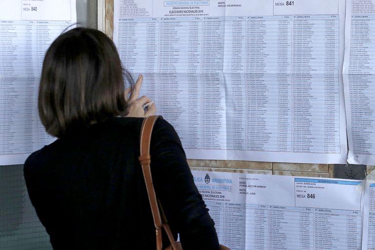 Ya se puede consultar el padrón definitivo para las Elecciones 2021 en Tucumán