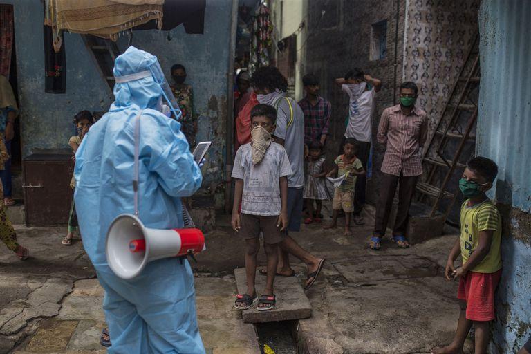 Cómo se propagó: las alertas tempranas sobre la variante delta que la India ignoró