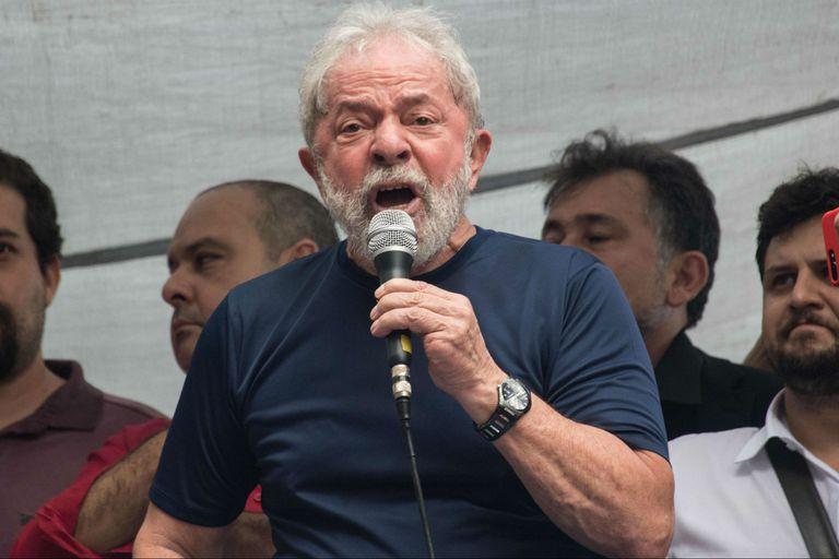 Niegan un pedido de Lula para salir de la cárcel por el entierro de un hermano