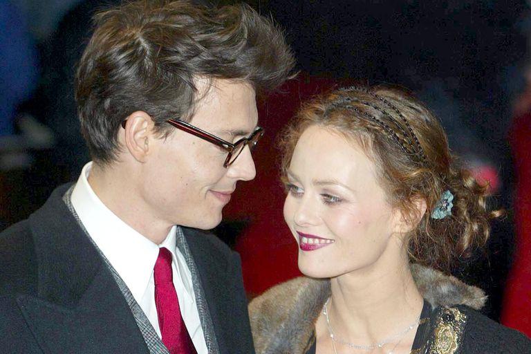 Depp y Vanesa Paradis estuvieron más de una década juntos