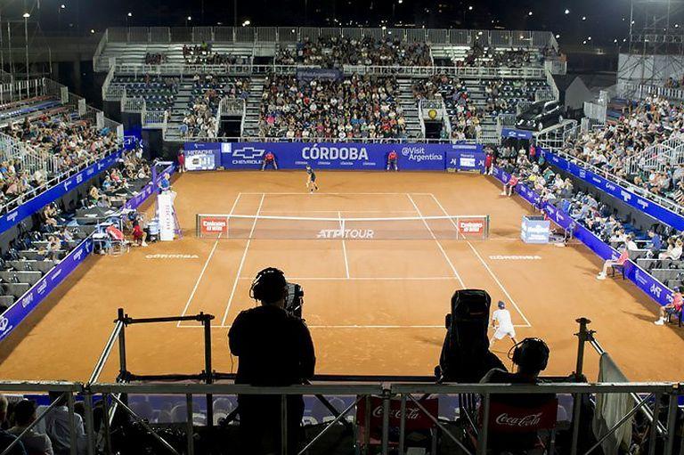 El Córdoba Open pasaría a disputarse a partir del 22 de febrero próximo
