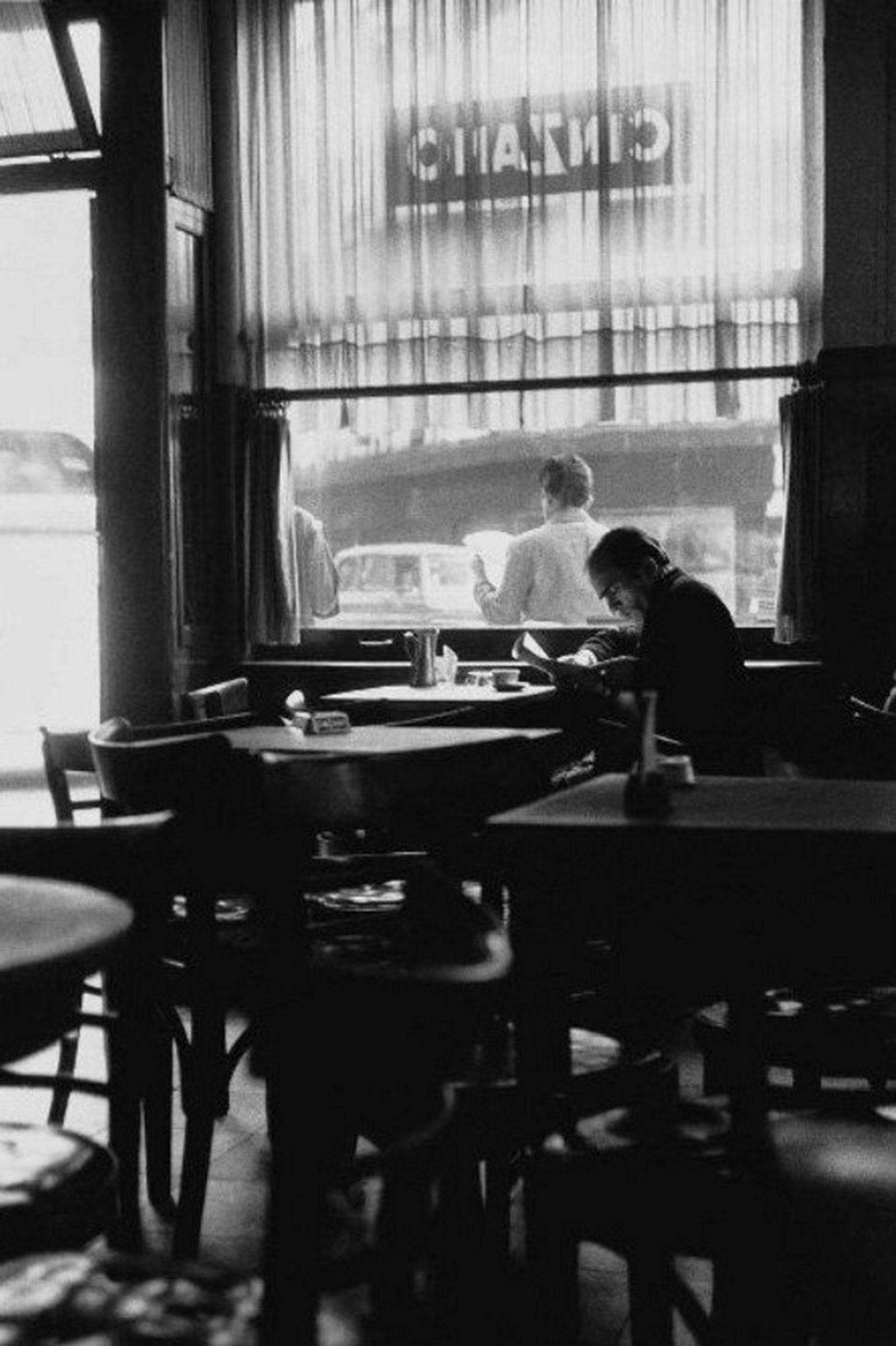 Buenos Aires, 1965, por Sara Facio