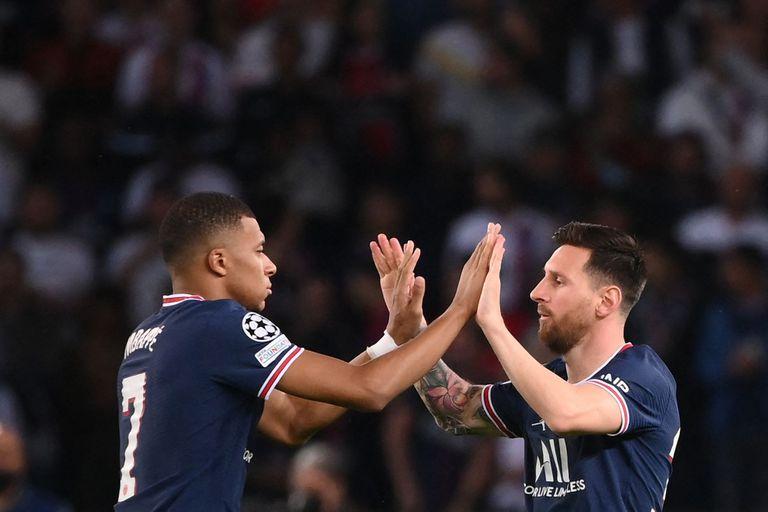 PSG busca su segundo triunfo en la Champions con Icardi fuera del banco