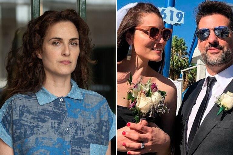 Julieta Díaz criticó a José María Listorti por un video y su esposa la cruzó
