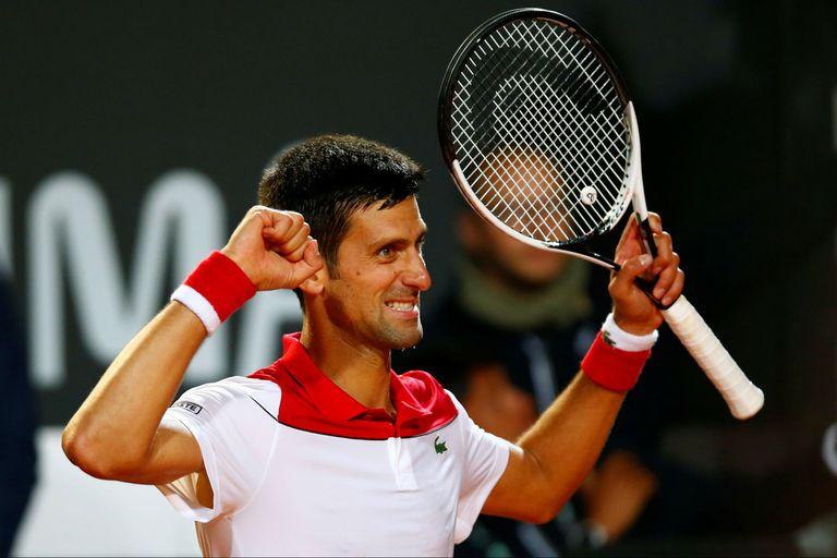 Masters 1000 de Roma: Djokovic revive en una ciudad en la que se siente a gusto