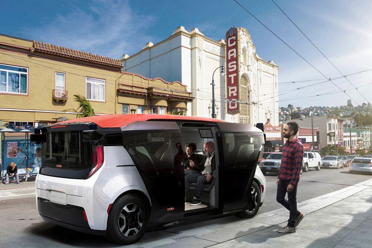 Cruise Origin: así es el auto eléctrico sin volante ni pedales de GM y Honda