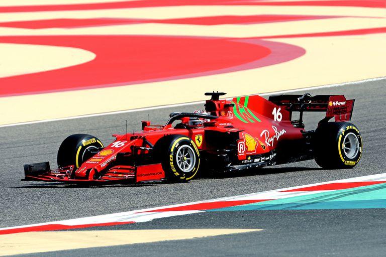 En el circuito de Sakhir, en Bahrein, Ferrari desarrolló el jueves el shakedown, con miras a las tres jornadas de pruebas