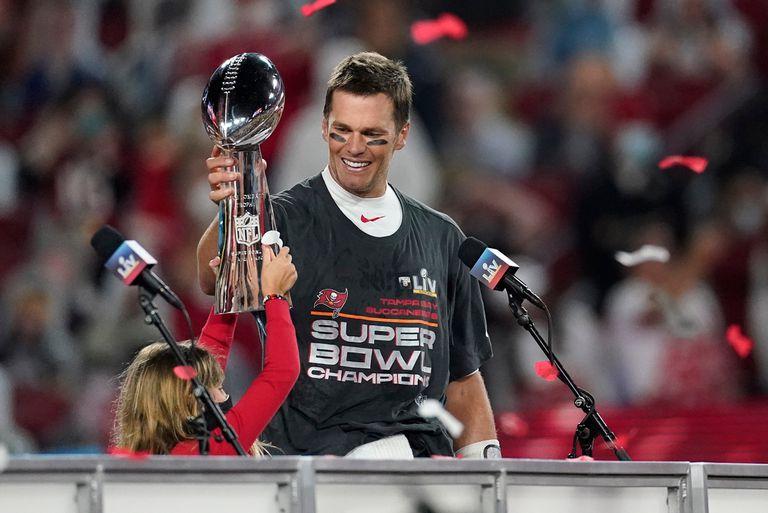 Super Bowl 2021: Tom Brady le dio un título histórico a Tampa Bay Buccaneers, el séptimo de su cosecha
