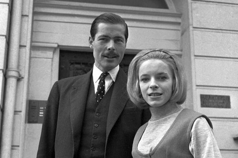 John Bingham y Veronica Duncan se comprometieron en 1963 y se casaron poco tiempo después