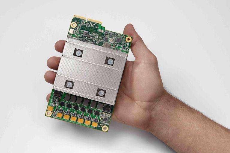 TPU, Tensor Processing Unit, el procesador que usa Google en sus servidores dedicados al aprendizaje de máquina