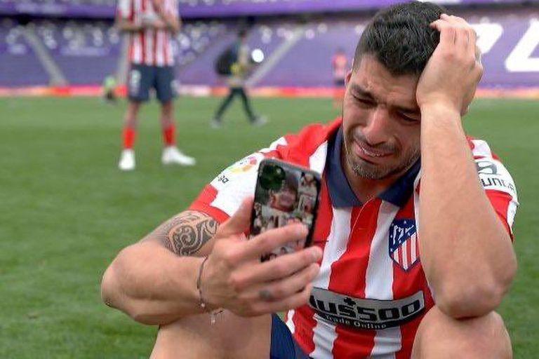 """Picante. Luis Suárez: sus enojos con Simeone y el """"retiro"""" junto con Messi"""