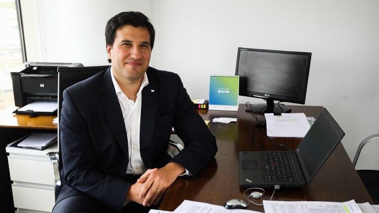 El director de Comercio Internacional de la Agencia de Inversiones y Comercio Internacional, Alejandro Wagner