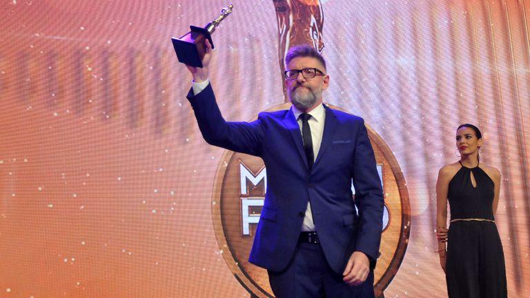 Luis Novaresio se quedó con el Oro