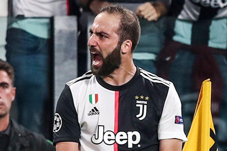 """Se va. Juventus confirma la salida de Higuaín: así anunciaron """"el fin de ciclo"""""""
