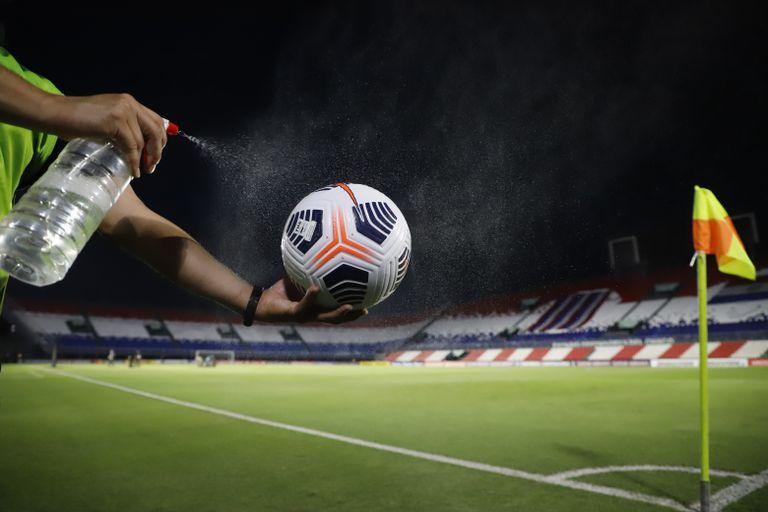La Copa América sigue en una situación de incertidumbre máxima, debido a los efectos de la pandemia