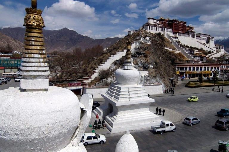 El increíble boom inmobiliario que sacude a uno de los lugares más sagrados del mundo