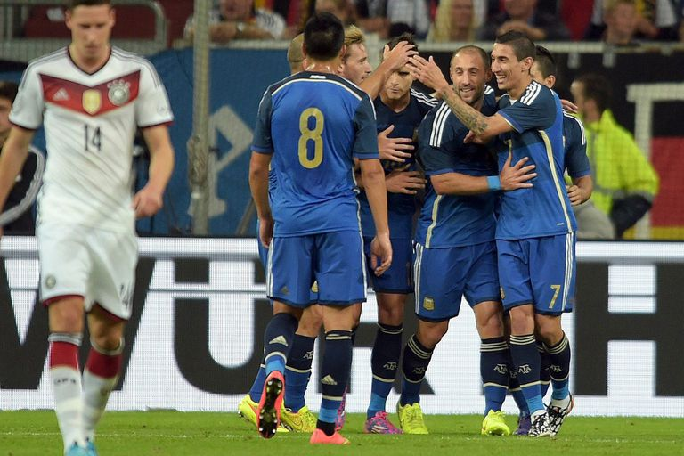 Amistoso. La Argentina volverá a jugar con Alemania después de cuatro años