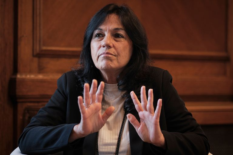 Vilma Ibarra salió en defensa de Florencia Peña tras las críticas por su visita a Olivos